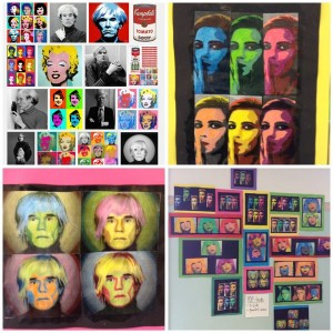 Andy Warhol/ Pop-taide